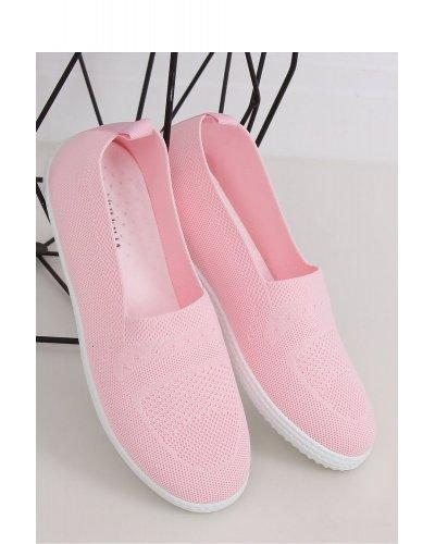 Espadrile sport roz de dama Delia