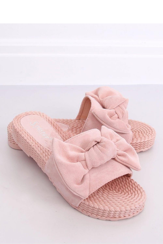 Slapi de vara roz pudra Antonia